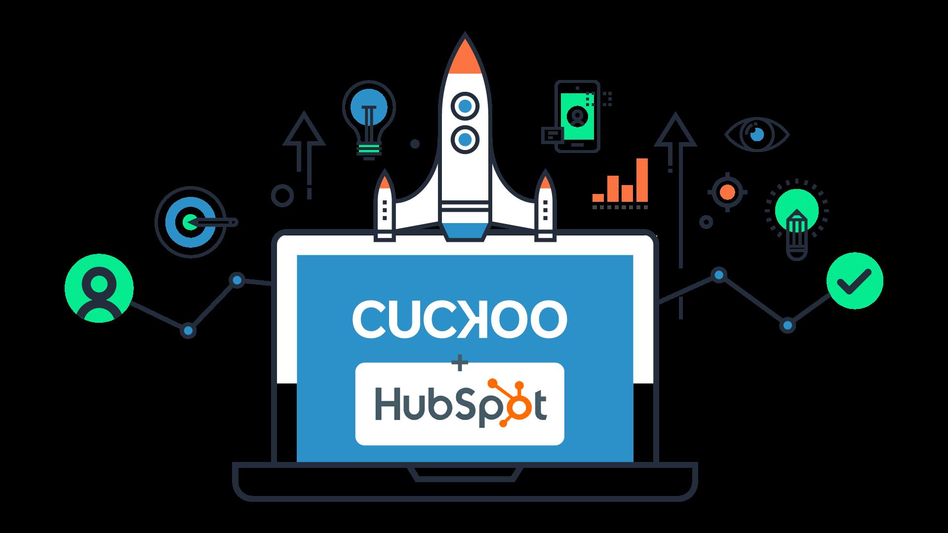 cuckoo+hubspot